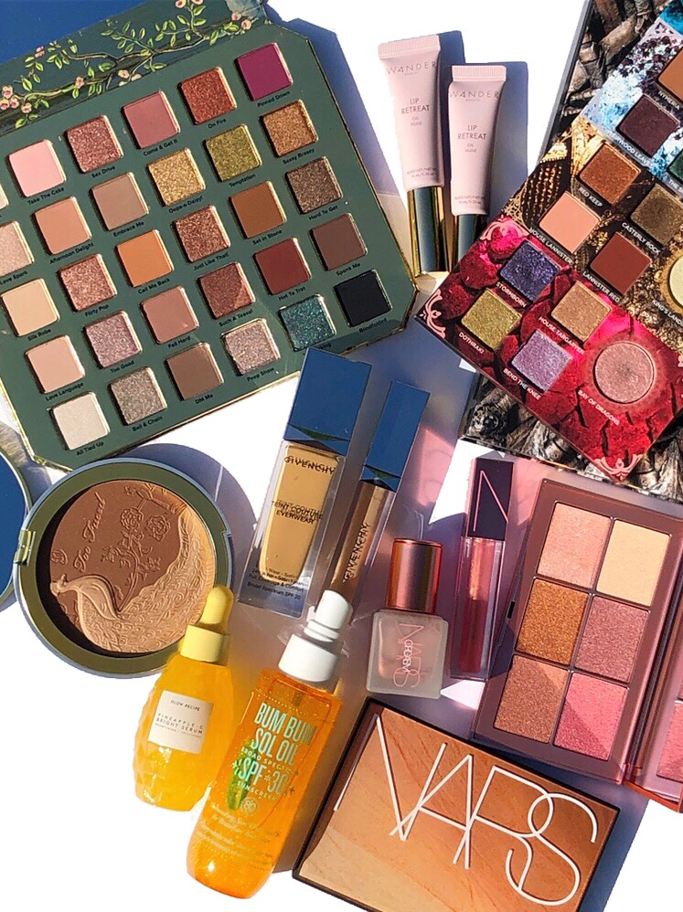 New launches & the Sephora Spring 2019 VIB Sale