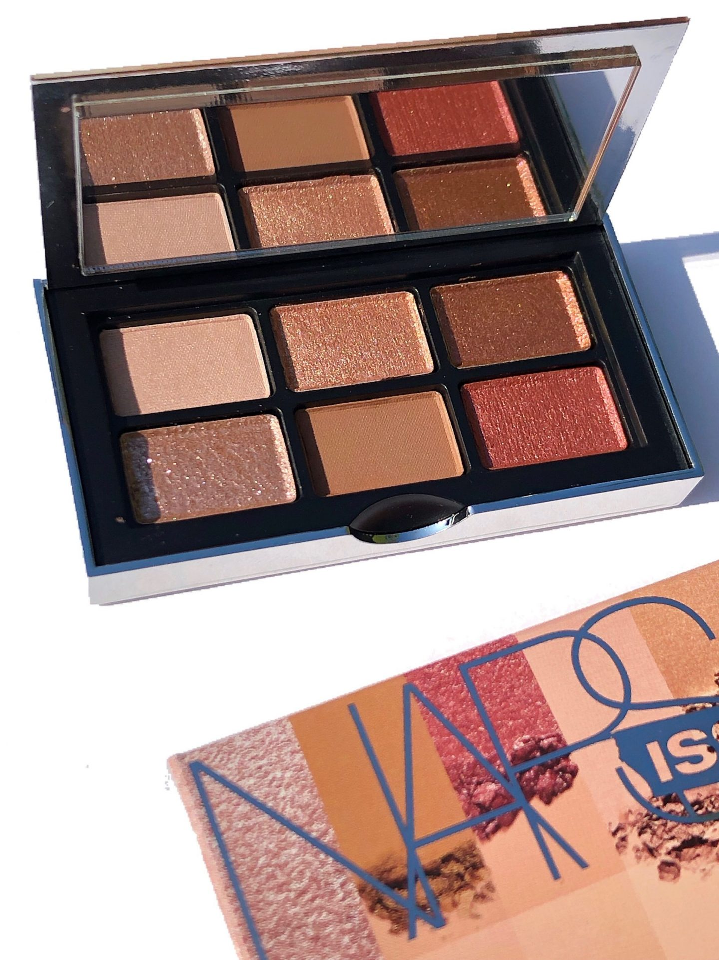 New NARS Wanted Mini Eyeshadow Palette & Oil Infused Lip Tints for Summer