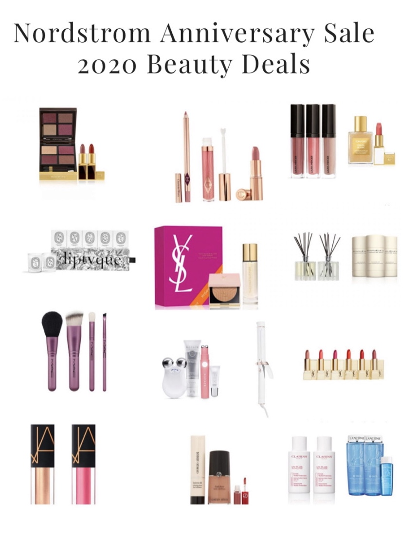 Nordstrom Anniversary Sale 2020 Beauty Deals