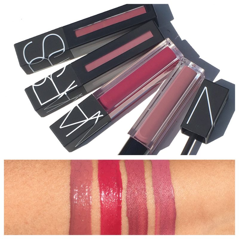 NARS Endless Summer collection review swatches www.calibeaute.com